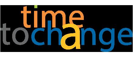 Time To Change Logo