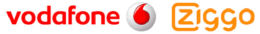 Logo Vodafone Ziggo